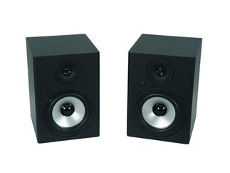 OMNITRONIC PME-5 Studio-Monitor/Paar