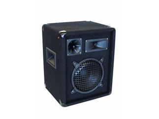 OMNITRONIC DX-822 3-Wege Box, 300 W