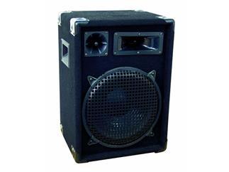 OMNITRONIC DX-1222 3-Wege Box, 300 W RMS
