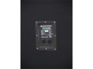OMNITRONIC DX-1522 3-Wege Box, 800 W