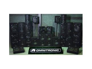OMNITRONIC BX-2550 Subwoofer, 1200W