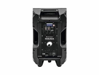 OMNITRONIC XKB-212A 2-Wege Lautsprecher, aktiv, DSP, Bluetooth