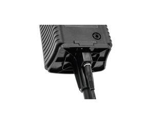 OMNITRONIC ACS-510 Aktivsystem Säulen-PA-Lautsprechersystem mit 3-Kanal-Mischpult