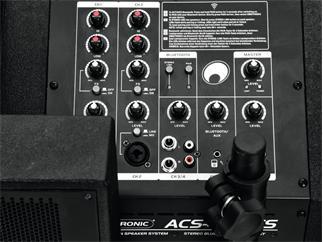OMNITRONIC ACS-410BTS Aktives Säulensystem