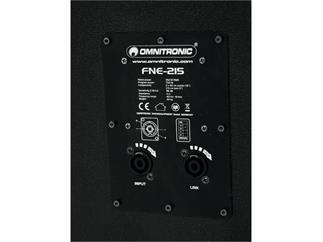 OMNITRONIC FNE-215 2-Wege-Box 700W