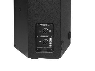 OMNITRONIC PAS-210 MK3 2-Wege-Top
