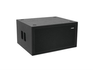 PSSO K-102 Subwoofer, 600W RMS 2x10""