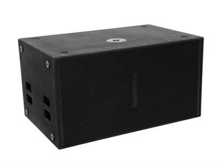 PSSO K-152 Subwoofer, 1000W RMS 2x15""
