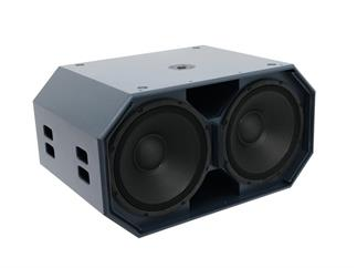 "PSSO PRIME-182 Subwoofer 2 x 18"", 3000W"