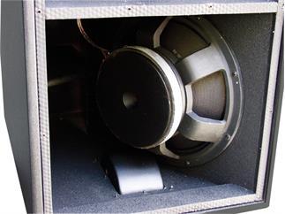 """PSSO SUB-2150 Subwoofer, 2x15"""""""