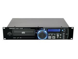 OMNITRONIC XMP-1400 Einzel-CD/MP3-Player