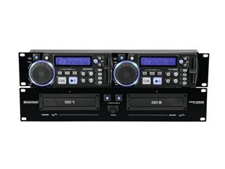 OMNITRONIC XCP-2800 Dual-CD-Player - B-STOCK