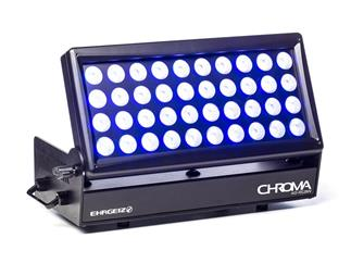 Ehrgeiz LED Chroma 40-RGBW 40 x 15W LEDs Outdoor IP65