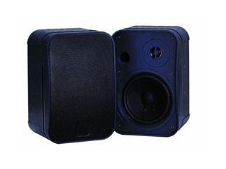 OMNITRONIC Control 1 schwarz/Paar