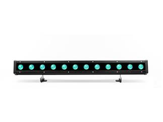 Varytec LED Pixel Street Bar 12x15W RGBW IP65, Demo