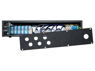 Botex DPX-620 III, 6 Kanal Digital Dimmerpack, Klemme