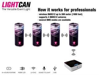 Ape Labs LightCan Set of 1