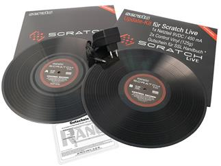 Update-KIT für Rane SL1 Serato Scratch Live