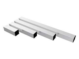 Steckfüße (4Stk) 60x60mm- 40cm f. Stage Desk GT
