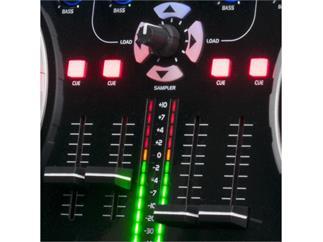 ADJ VMS5 + MAGMA DJ-Controller Workstation