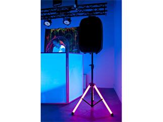 ADJ Color Stand LED - Lautsprecherstativ mit integrierter LED Beleuchtung