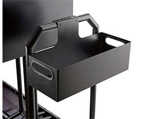 König & Meyer 11936 Ablagebox für Wagen - schwarz