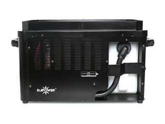 DJ POWER Nebelmaschine H-2VSD mit 37x8W RGBA LEDs