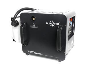 DJ POWER Nebelmaschine H-2VD, 2800W Nebler ohne Beleuchtung