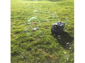 American DJ  Bubbletron GO ADJ Akku-Seifenblasenmaschine