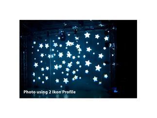 ADJ Ikon Profile Pearl 32W LED GOBO Projektor