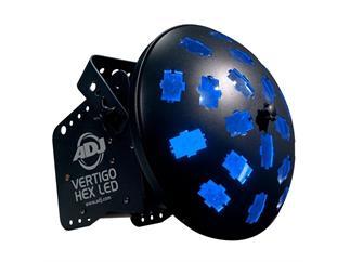 American DJ Vertigo HEX LED 2x 12 Watt RGBAW+Cyan