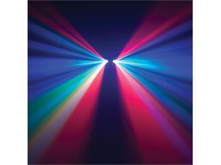 ADJ Dual Gem Pulse IR 2-in-1 LED Moonflower