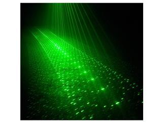 American DJ Micro 3D II ADJ - Rot/Grün Laser mit mehr als 200 Strahlen