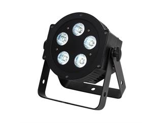 ADJ 5P HEX RGBWA+UV 5 x 10 Watt 6 in 1 LED