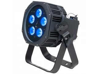 American DJ WiFly EXR HEX5 IP 5x10W RGBAW+UV LED, Akku/Netzbetrieb, IP
