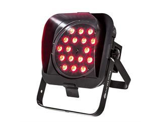 American DJ FLAT PAR TRI18XS - 18 x 3W RGB LED