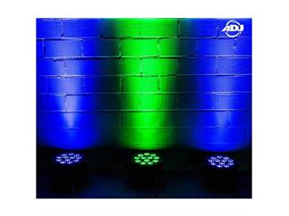ADJ Mega 64 Profile Plus - 12 x 4W RGB+UV LEDs