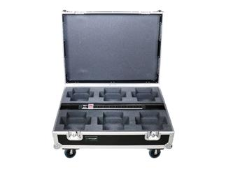 ADJ 6x Element QAIP + ADJ Touring/Charging Case