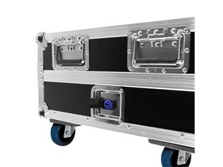 ADJ 6x Element HEXIP Pearl + ADJ Touring/Charging Case