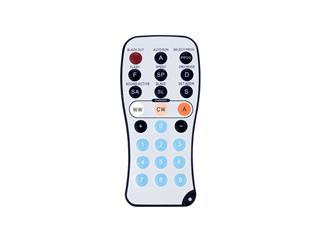 ADJ LED RC3  -  IR Remote for CW/WW/A Pars or Bars