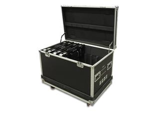 ADJ AV3FC Flight case for up to 8 x AV3 video panels