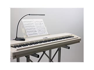 König & Meyer 12296 LED Pianoleuchte - schwarz