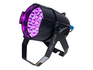 Elation Arena Par Zoom, 19x10W Osram Quad Color LEDs, 10°-60°