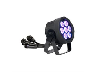 Elation SixPar 100IP, 6-in1 LED IIP65 Par 7x12W