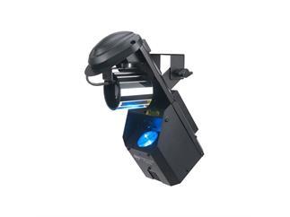 American DJ Inno Pocket FUSION LED-Walzenspiegel-Scanner 12W + Laser