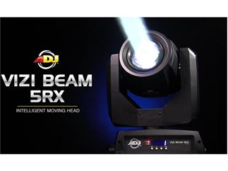 American DJ Moving Head Vizi Beam 5RX