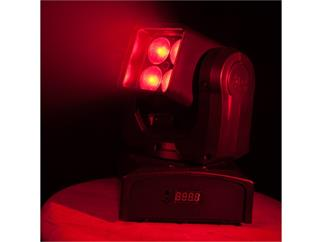 ADJ Inno Pocket Z4 - Mini-ZOOM Movinghead 4 x 10W RGBW LED - B-Stock