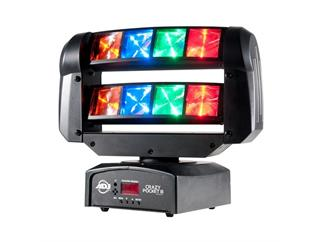 ADJ Crazy Pocket 8 Moving-Head 8 x 3W RGBA LED