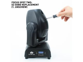 ADJ Focus Spot TWO - DEMO