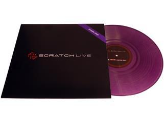 Rane Control Vinyl lila